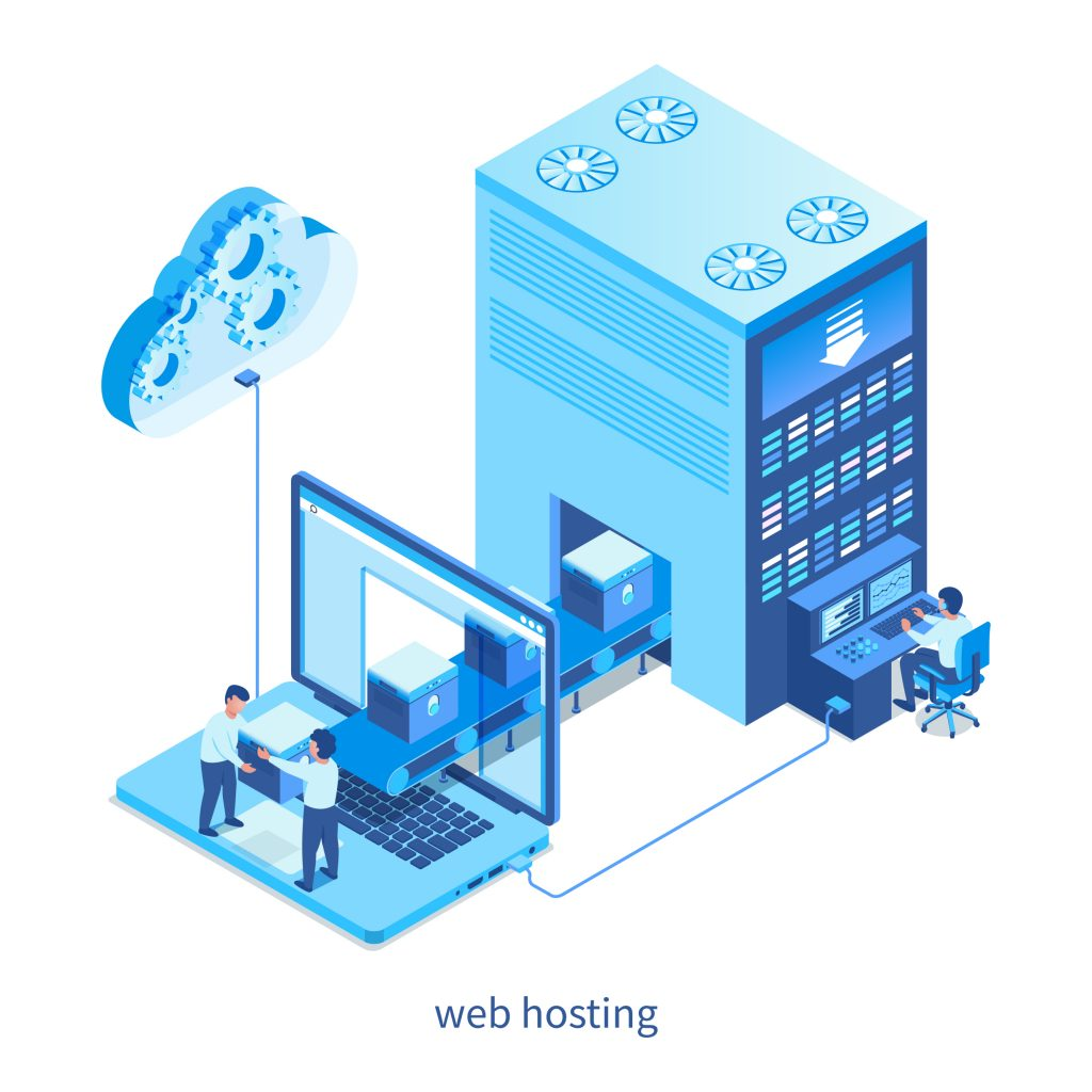 Basic Types of Web Hosting Solutions